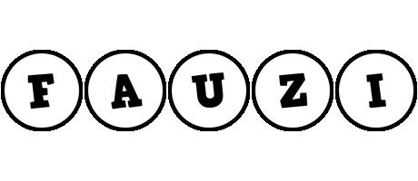 Fauzi handy logo