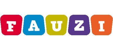Fauzi kiddo logo