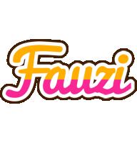 Fauzi smoothie logo