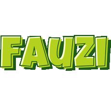 Fauzi summer logo