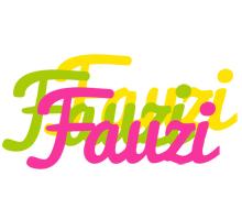 Fauzi sweets logo
