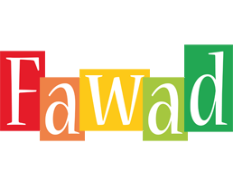 Fawad colors logo