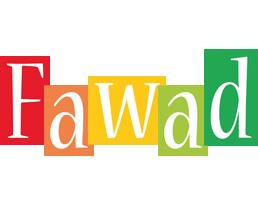 Fawad colors logo