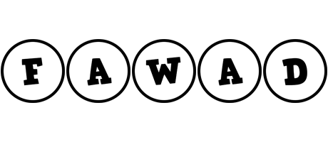 Fawad handy logo