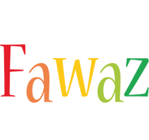 Fawaz birthday logo