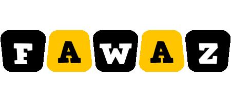 Fawaz boots logo
