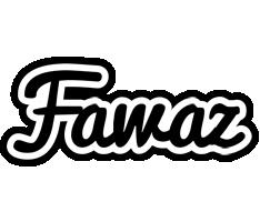 Fawaz chess logo