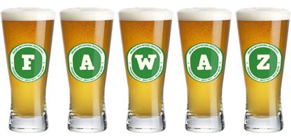 Fawaz lager logo