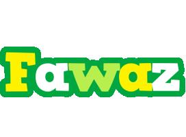 Fawaz soccer logo