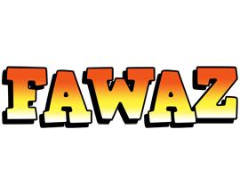 Fawaz sunset logo