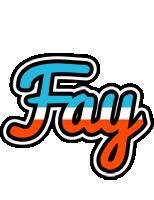 Fay america logo
