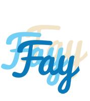 Fay breeze logo