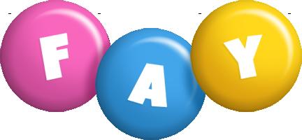 Fay candy logo