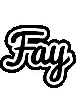 Fay chess logo