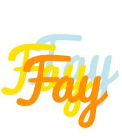 Fay energy logo