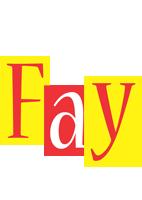 Fay errors logo