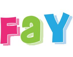 Fay friday logo