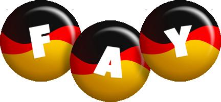 Fay german logo