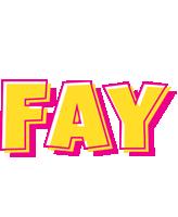 Fay kaboom logo