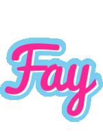 Fay popstar logo