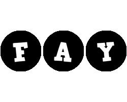Fay tools logo