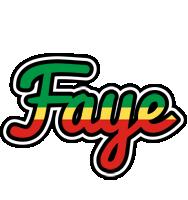 Faye african logo