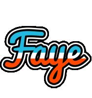 Faye america logo
