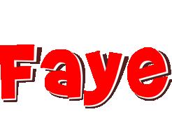 Faye basket logo