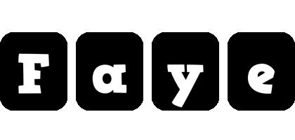 Faye box logo