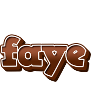 Faye brownie logo