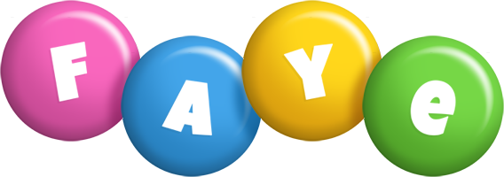 Faye candy logo