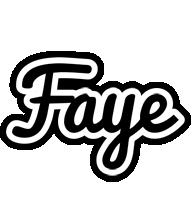 Faye chess logo