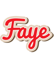 Faye chocolate logo