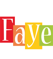 Faye colors logo