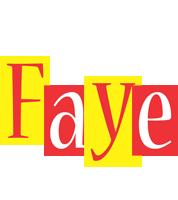 Faye errors logo