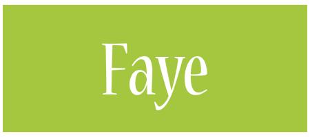 Faye family logo