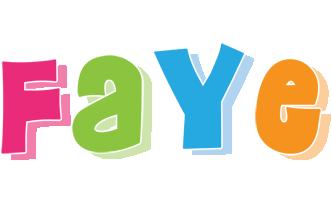 Faye friday logo