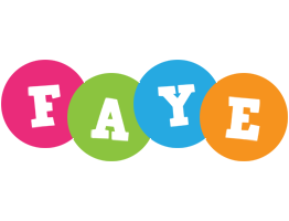 Faye friends logo