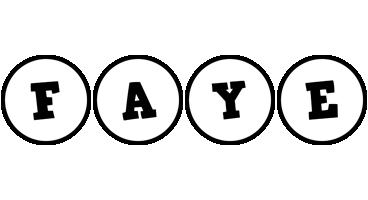 Faye handy logo