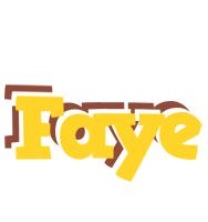 Faye hotcup logo