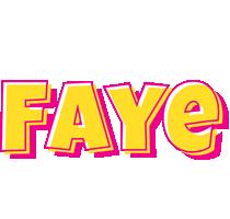 Faye kaboom logo