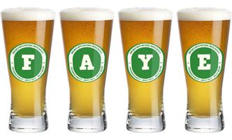 Faye lager logo