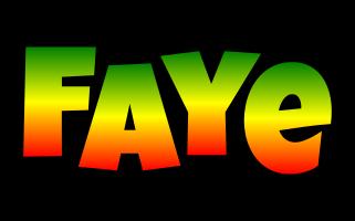 Faye mango logo