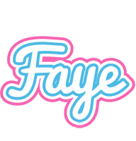 Faye outdoors logo