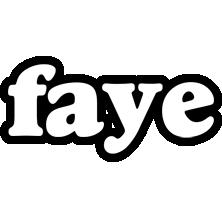 Faye panda logo