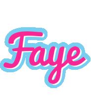 Faye popstar logo