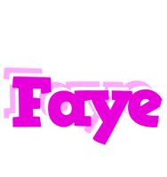 Faye rumba logo