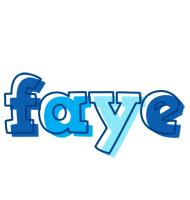 Faye sailor logo