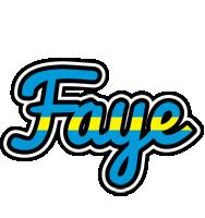 Faye sweden logo
