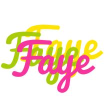 Faye sweets logo